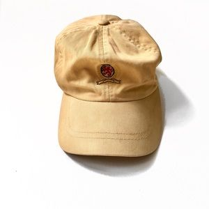 Tommy Hilfiger Yellow Cap